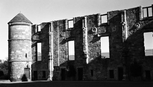 Royal Palace Falkland
