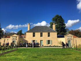 Edinburgh Botanic Cottage