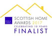 Scottish Home Awards 2017 Finalist