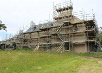 Skye Country House Progress